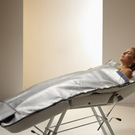 AFSLANKEN MET INFRARED BODY WRAP